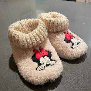 Toddler slippers